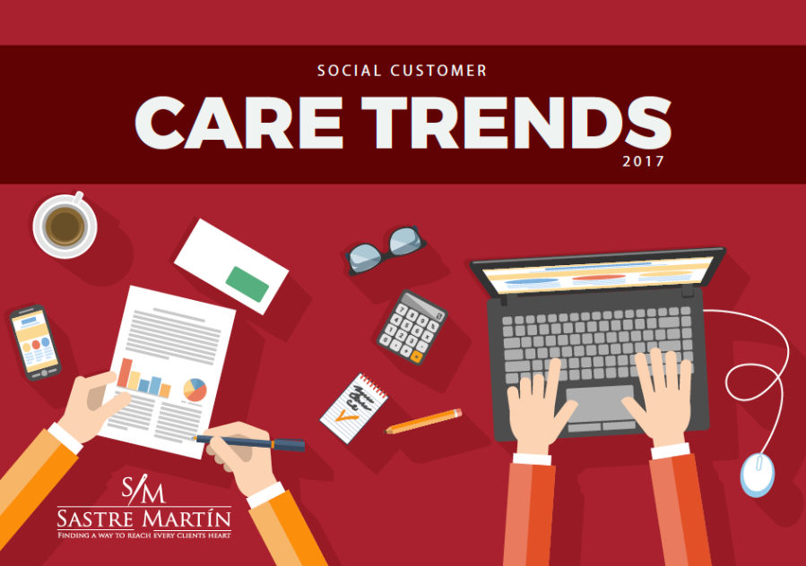 trends in digital customer care ebook 2017